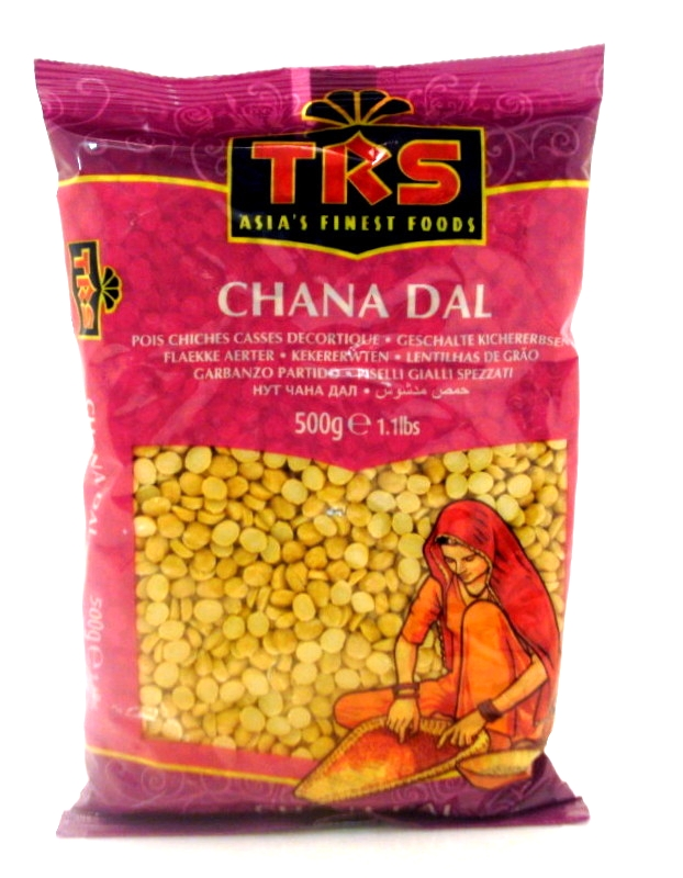 Channa Dal