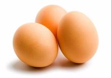 Organic Free Range Eggs