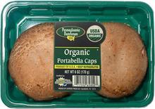 Organic Portobello Mushroom