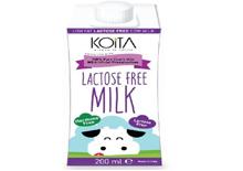 Organic Koita Lactose-Free Non Hormone Milk 1L