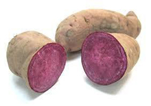 Organic Sweet Purple Patato
