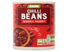Chilli Beans in Chilli Sauce