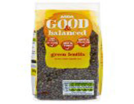 Good & Balanced Dried Green Lentils