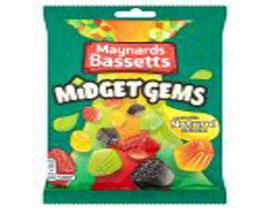 Maynards Bassetts Midget Gems