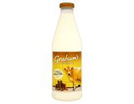 Graham's Gold Jersey Milk