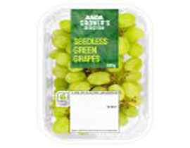 Grower's Selection Seedless Green Grapes