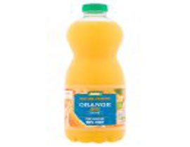 Smooth Orange Juice