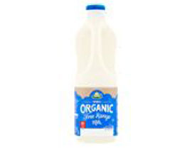 Organic Free Range Whole Milk