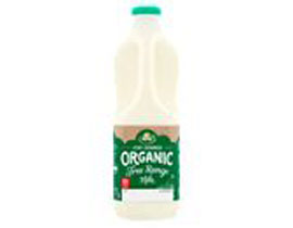 Organic Free Range Semi Skimmed Milk