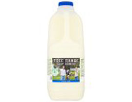 Dairy Farmers Free Range Whole Milk