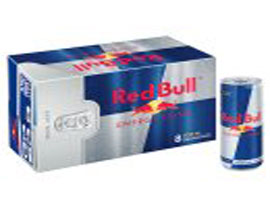 Red Bull Energy Drink Cans