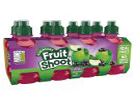 Robinsons Fruit Shoot Apple & Blackcurrant Drinks