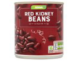Red Kidney Beans in Water