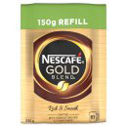 Nescafe Gold Blend Instant Coffee Refill