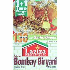 Laziza Bombay Biryani